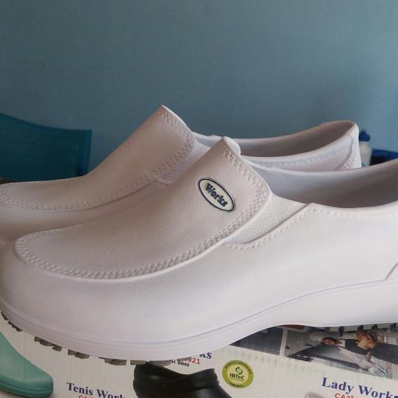 Croics, Sapato Ante Derrapante Soft Works