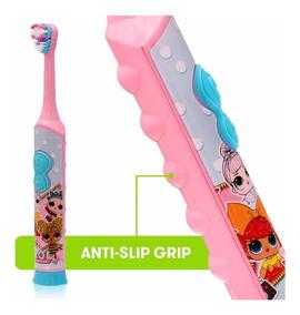Escova Elétrica De Dentes Infantil Lol Surprise