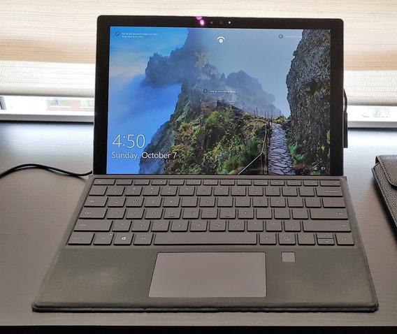 Surface 4 I5 8gb, Teclado Com Leitura De Digital