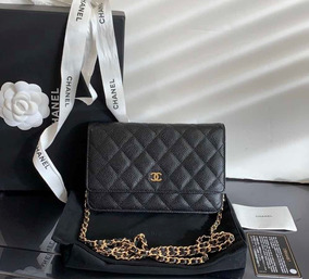 Chanel Woc Caviar / Entrega Imediata / Frete Grátis