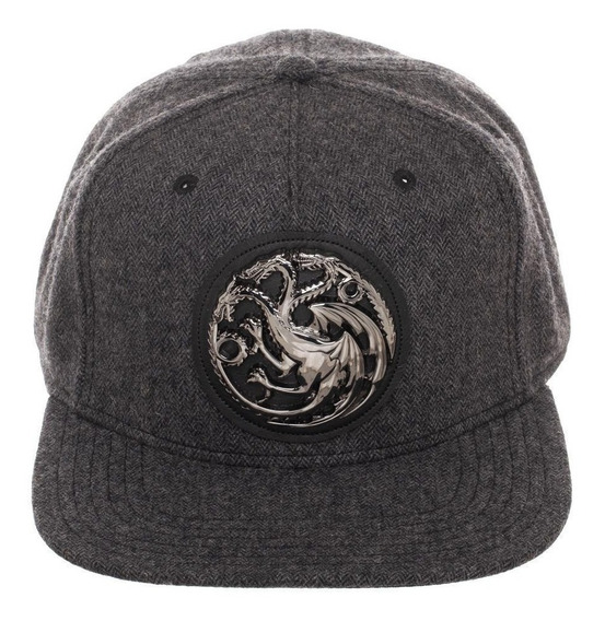 Game Of Thrones Gorra Lana Targaryen Insignia Metal