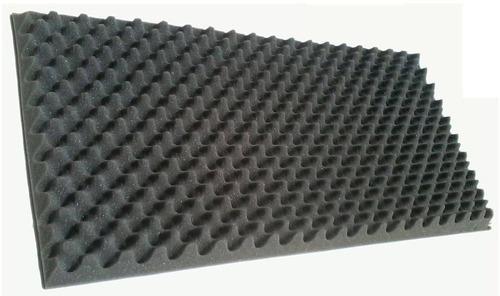 Placa Panel Acústico (calidad) Conos Basic 1m X 50cm X 50mm