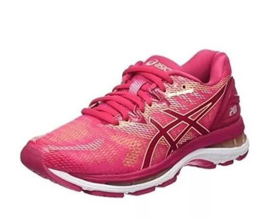 asics nimbus 20 mujer running