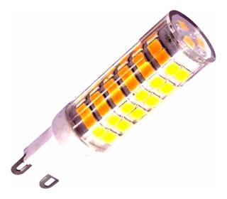La Mejor Lampara Bipin G9 Led 6w Ilumina 75w En Todas Direcciones Con Luz Brillante Garantia 1 Año X Defectos Fabrica