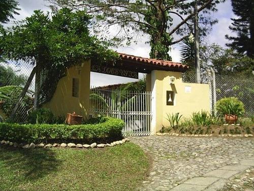 Chácara Com 3 Dormitórios À Venda, 3500 M² Por R$ 1.000.700,00 - Condomínio Lagoinha - Jacareí/sp - Ch0010