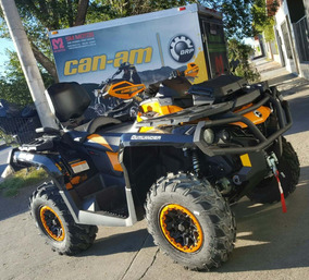Can-am Outlander 1000 Xtp Xt-p Cuatriciclo Atv 0 Km 2016