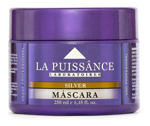 Mascara Matizadora Silver La Puissance Violeta X 250