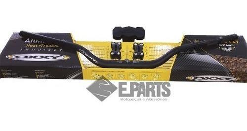 Guidao Naked Oxxy Fat Bar 31,8mm Preto (kit Adap+pad)