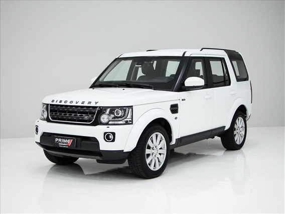Land Rover Discovery 4 Land Rover Discovery 4 S Raw Blindado