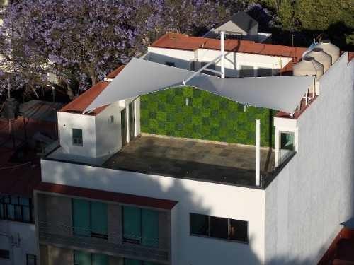 Depto Penthouse Del Valle Nuevo 217m2 Roof Privado