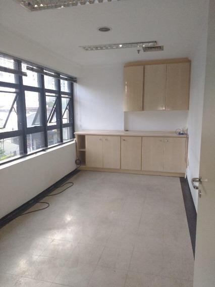 Sala Em Moema, São Paulo/sp De 44m² À Venda Por R$ 350.000,00 - Sa515367