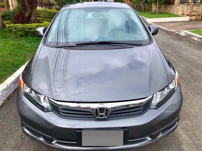 Espectacular Honda Civic Exl Sr Aut 1,8 L