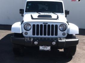 Jeep Wrangler Unlimited Altitude 4x4 Blanco 2015
