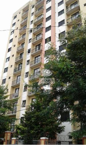 Imagem 1 de 14 de Apartamento Com 2 Dormitórios À Venda, 55 M² Por R$ 240.000,00 - Parque São Domingos - São Paulo/sp - Ap17534