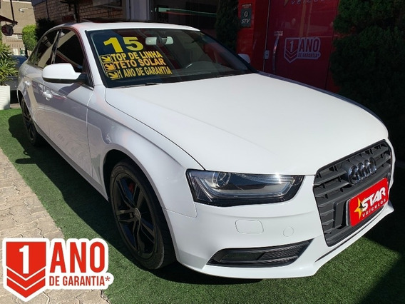 Audi A4 1.8 2015 Starveiculos