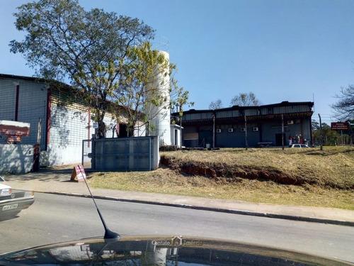 Imagem 1 de 15 de Galpão Industrial Comercial Venda Locação Atibaia - Ga0026-1