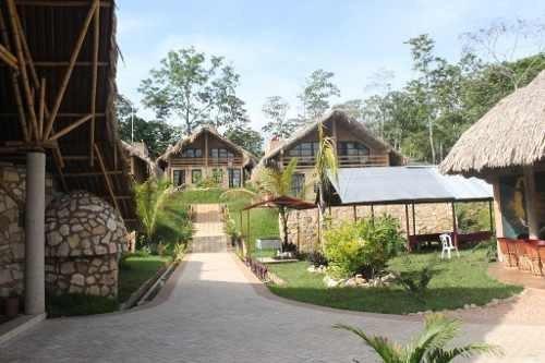 Hotel En Venta En Palenque, Carretera A Zona Arqueologica