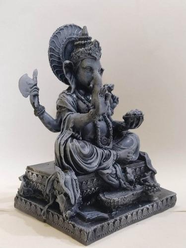 Ganesha Em Resina 24 Cm