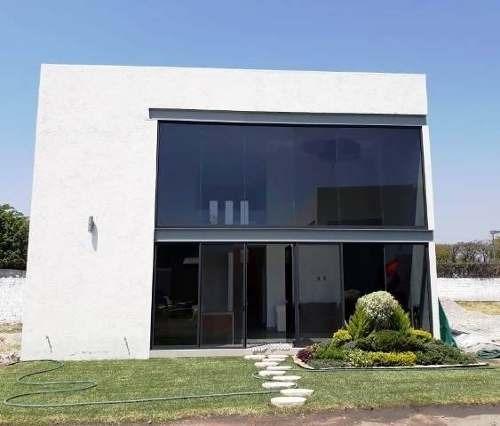 B3212 - ¡seguridad! Casa En Condominio Estilo Moderno