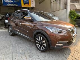 Nissan Kicks Sl 1.6 Aut 2018. Sem Entrada
