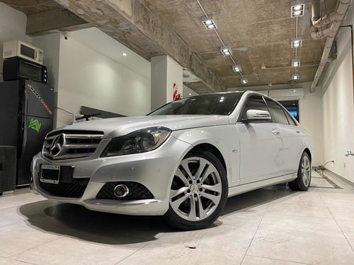 Mercedes-benz Clase C 1.8 C200 Avantgarde Cgi B.efficiency