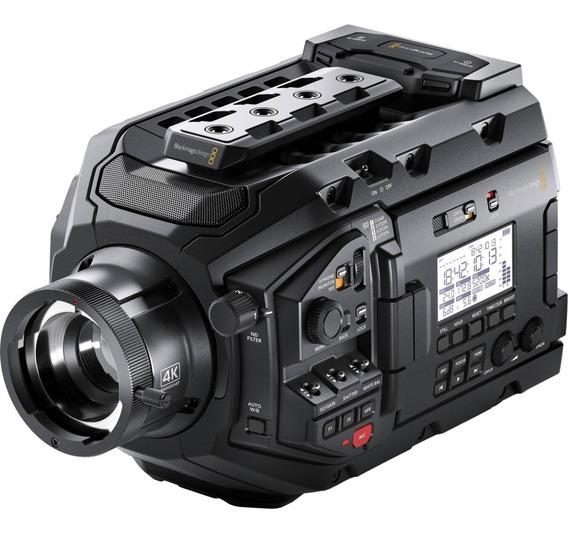Camera Blackmagic Ursa 4k