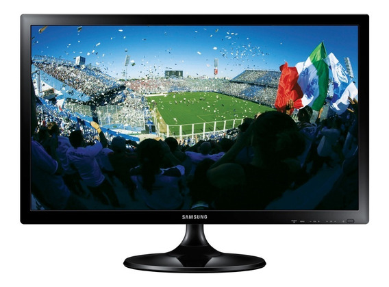 Tv Samsung T22c310 Led 21.5 Pol C/hdmi E Usb, Full Hd