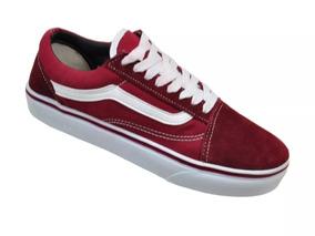 1ba68f9c886 Tênis Vans Old Skool Skate Masculino Feminino Hiper Barato