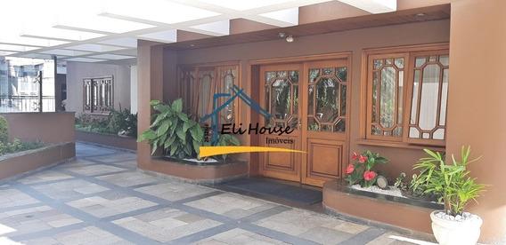 Apartamento Alto Padrão Com 191 M² - Vila Bastos - Santo André - Eli House Imóveis - Creci 26326-j - Ap00842 - 34167743