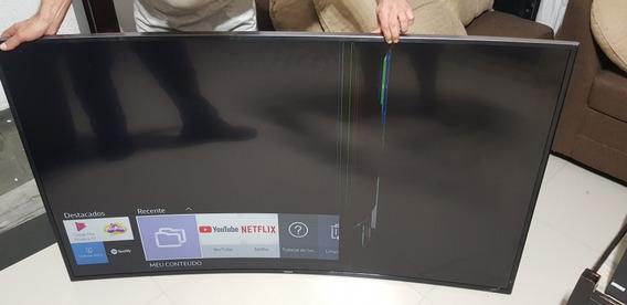 Tv Samsung Tela Curva 65