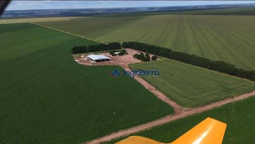 Fazenda À Venda, 24850000 M² Por R$ 50.000.000,00 - Agrovila Nova Santa Rosa - Uruçuí/pi - Fa0027