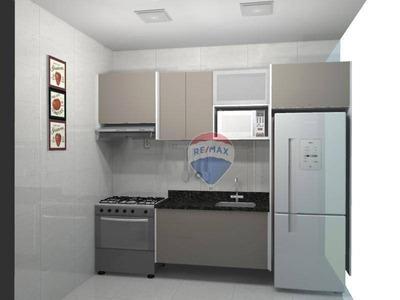 Residencial Vivere, Casa Com 3 Quartos, Com Armários - Ca0797