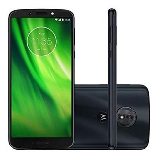Smartphone Moto G6 Play 5.7 32gb 13mp Azul Indigo 1 Chip
