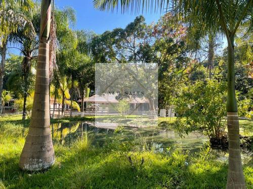 Imagem 1 de 15 de Linda Chácara Rica Em Agua Em Guapo ! 5 Suites ! - 6650