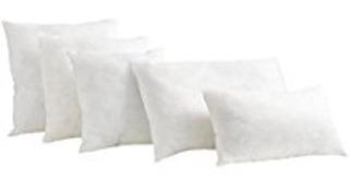 Set De 4 Almohadones Almohadas De Guata Siliconada De Diferentes Medidas Ideal Para Quilt
