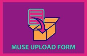 Muse Upload Form, Formulário Com Opção De Upload De Arquivos