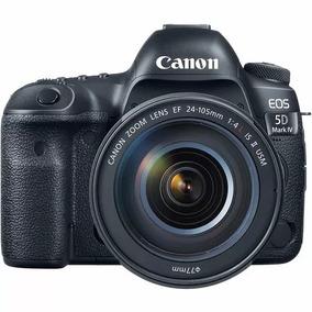 Canon 5d Mark Iv Kit 24-105 F/4l Isii C/n.f. Seguro De Envio