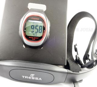 Reloj Tressa Hr-6194 Running Pulso Cardiaco Agente Oficial