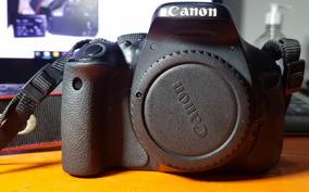 Canon T3i + Lente Efs18-135 Vendo Ou Troco