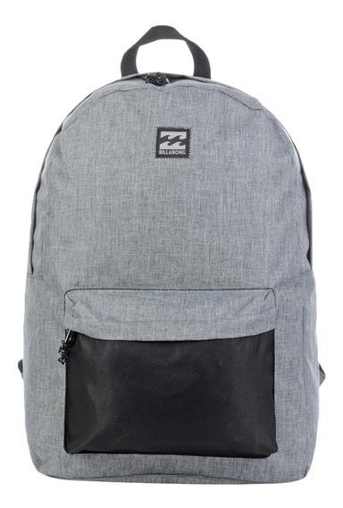 Mochila Billabong All Day Backpack Cinza