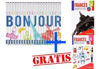 Curso De Frances Bonjour - Vaughan + Regalos