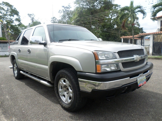 Chevrolet Avalanche 4x4 2005