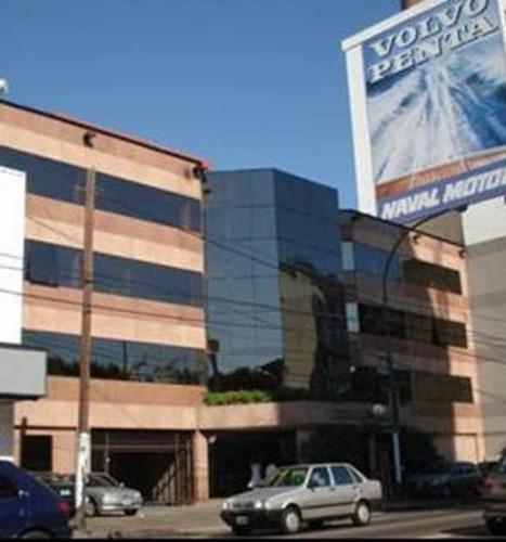 Imagen 1 de 11 de Libertador Plaza: Edificio De Excelente Categoria