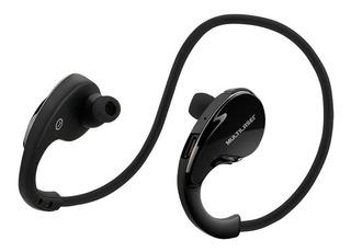 Fone De Ouvido Multilaser Ph181 Arco Sport Preto Bluetooth
