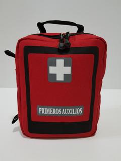 Botiquin De Primeros Auxilios Ha-3 Bolso Medico Urgencias