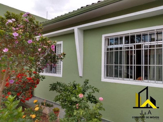 Casa Térrea Para Venda Em Osasco, Jaguaribe, 3 Dormitórios, 2 Banheiros, 4 Vagas - Ca 00002_1-1341899