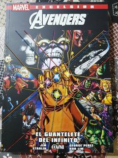 El Guantelete Del Infinito - Marvel - Ovni Press Excelsior