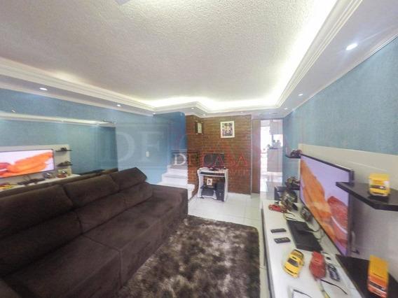 Casa Em Condomínio Fechado, Fazenda Aricanduva. - Ca0217