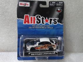 2008 Mitsubishi Lancer Evoluttion - Maisto All Stars - 1:64