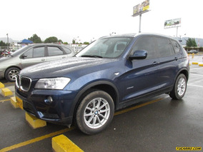 Bmw X3 Xdrive 28i At 2000 Cc